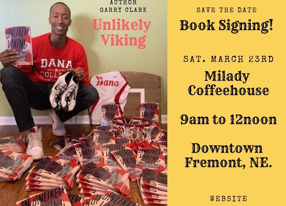 Book Signing @ Milady Coffeehouse
